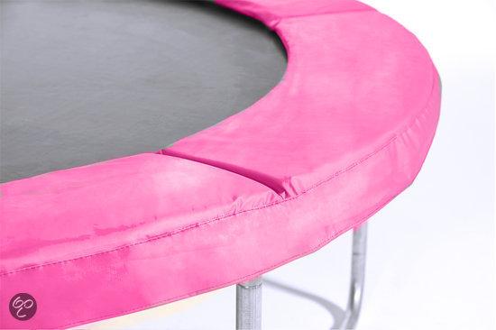 Roze trampolinerand